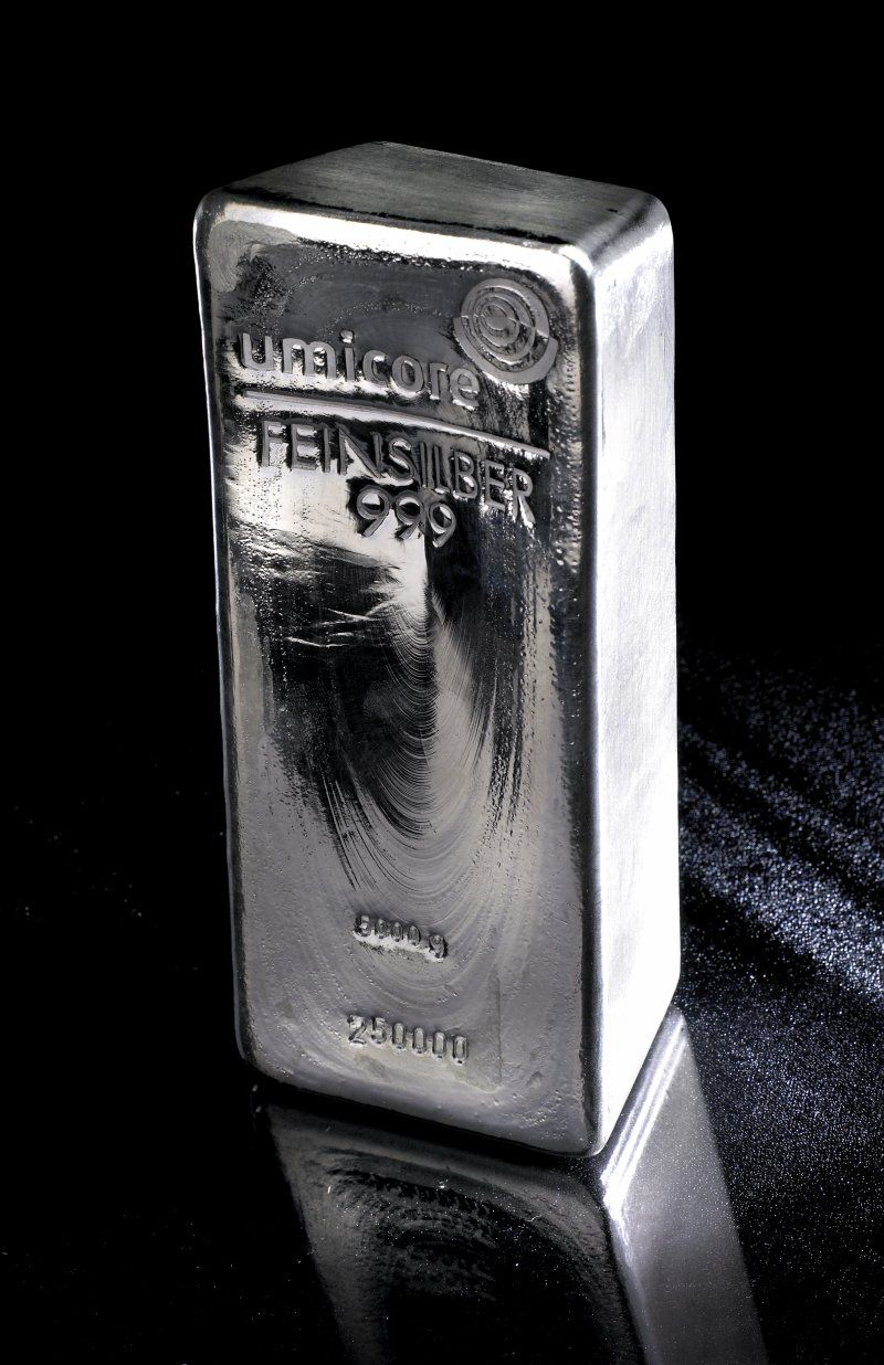 Umicore 5 Kilogram Silver Bullion Bar Buy Gold And Silver Gold Bullion Coins Buying Gold