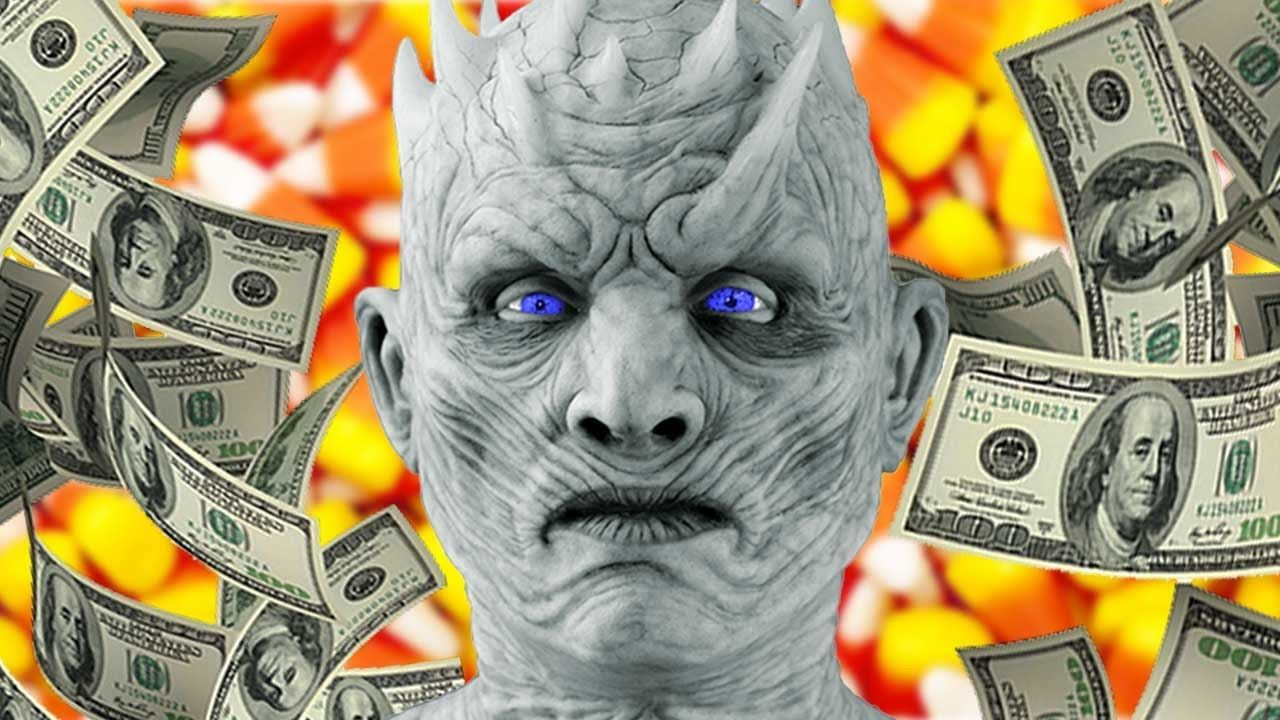 This 669 Game of Thrones Mask Is Terrifyingly Realistic