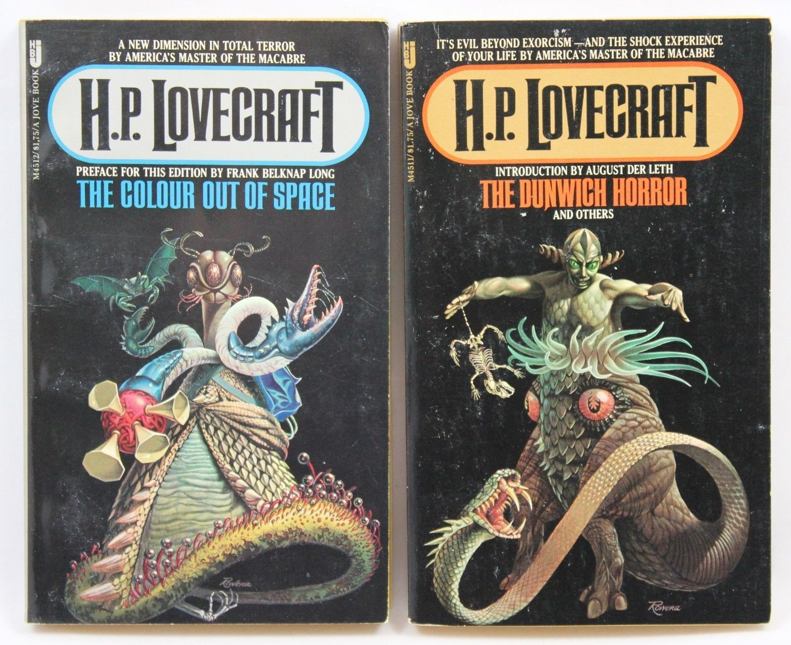 H.P. Lovecrafts The Dunwich Horror #2 - The Dunwich