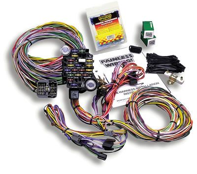 painless wiring: 18-circuit 1967-72 gmc/chevy truck harnesses