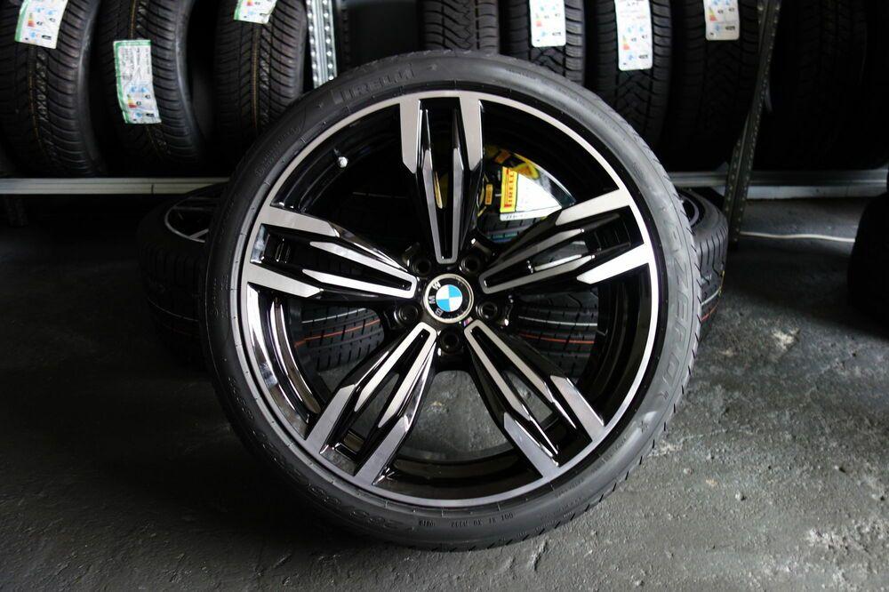 Ebay Sponsored Original Bmw 6 F12 F13 M6 Styling 433 M Black Sommerradsatz 20 Zoll Neu 19 Mwst Bmw M6 Bmw 6er Bmw