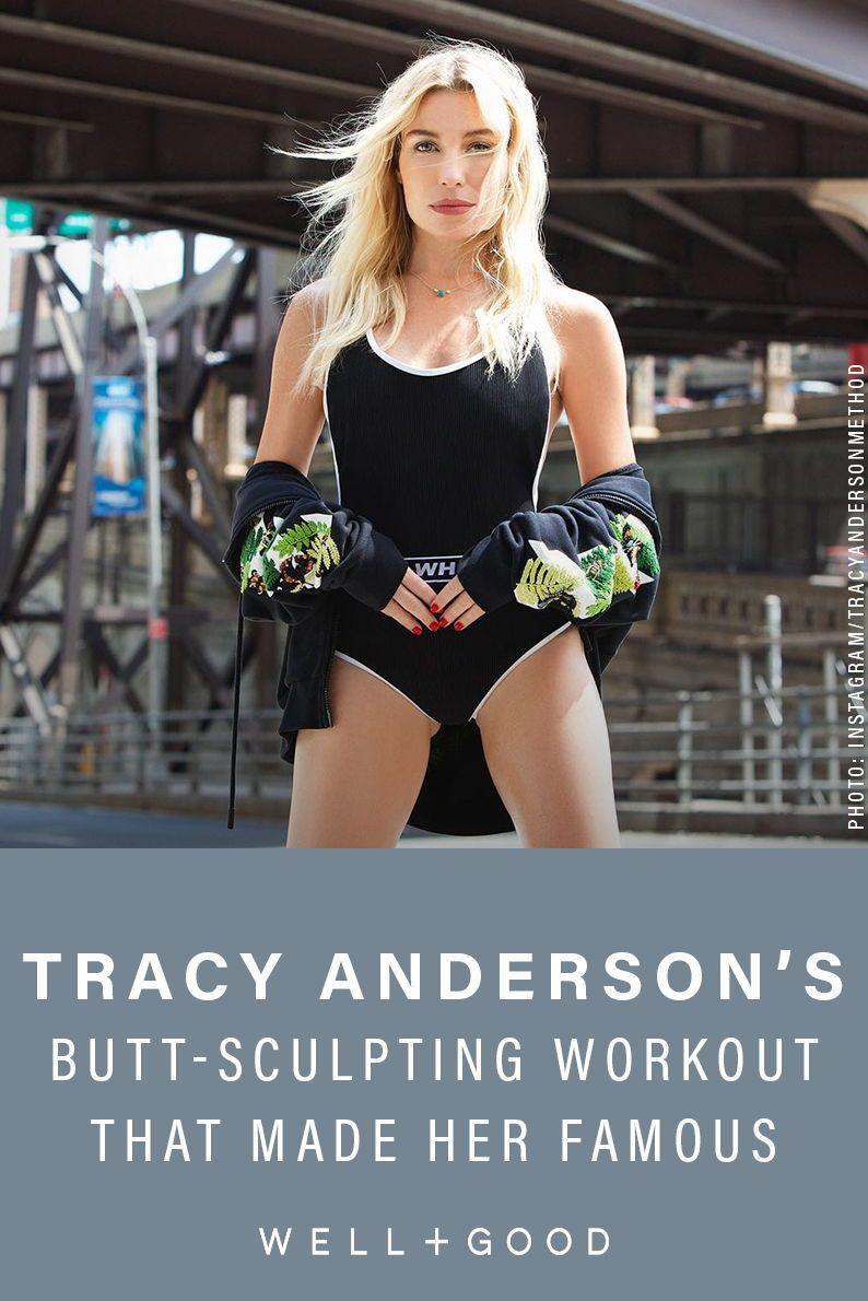 Tabla De Pérdida De Peso Tracy Anderson