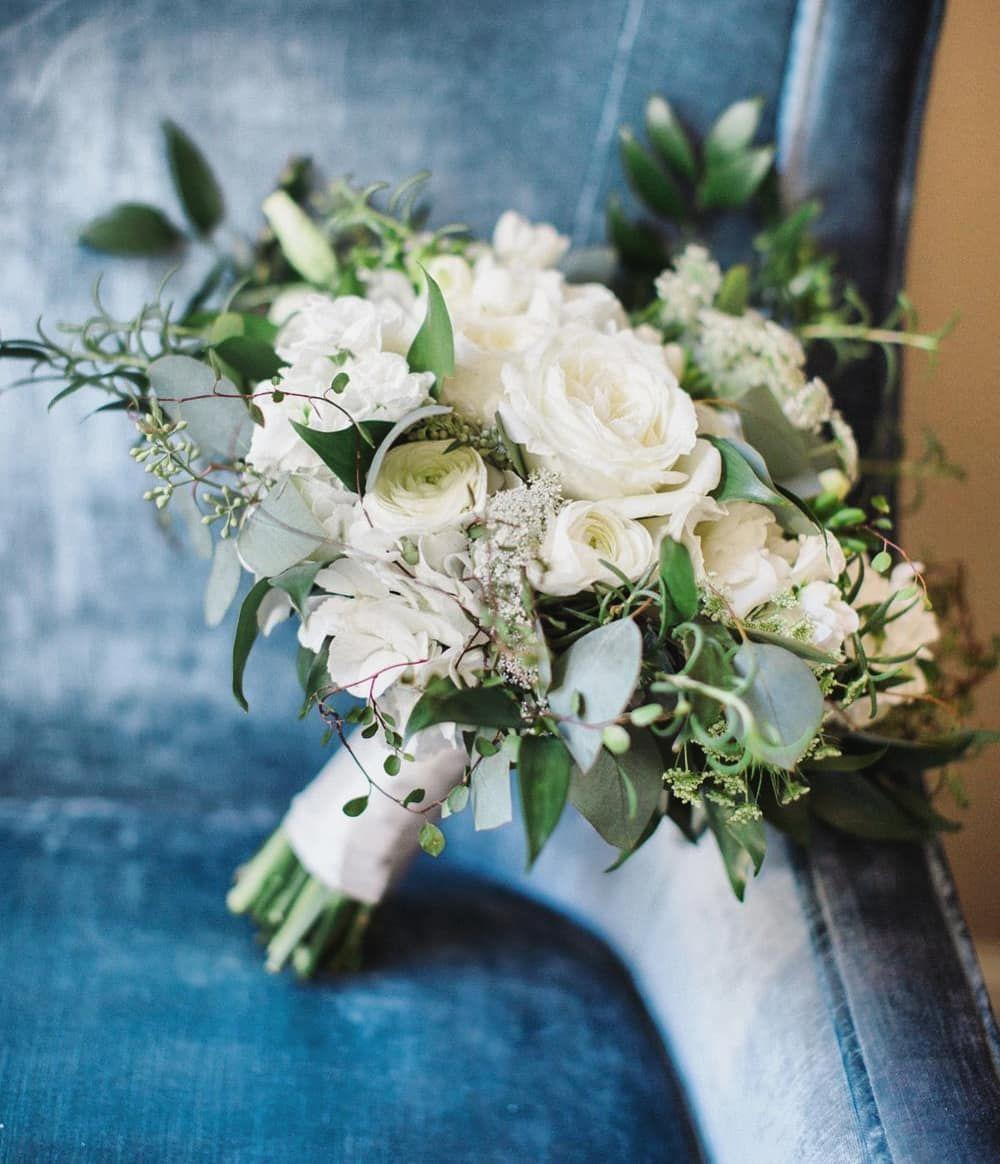 """StemLine Creative On Instagram: """"Bouquets Of White Garden"""
