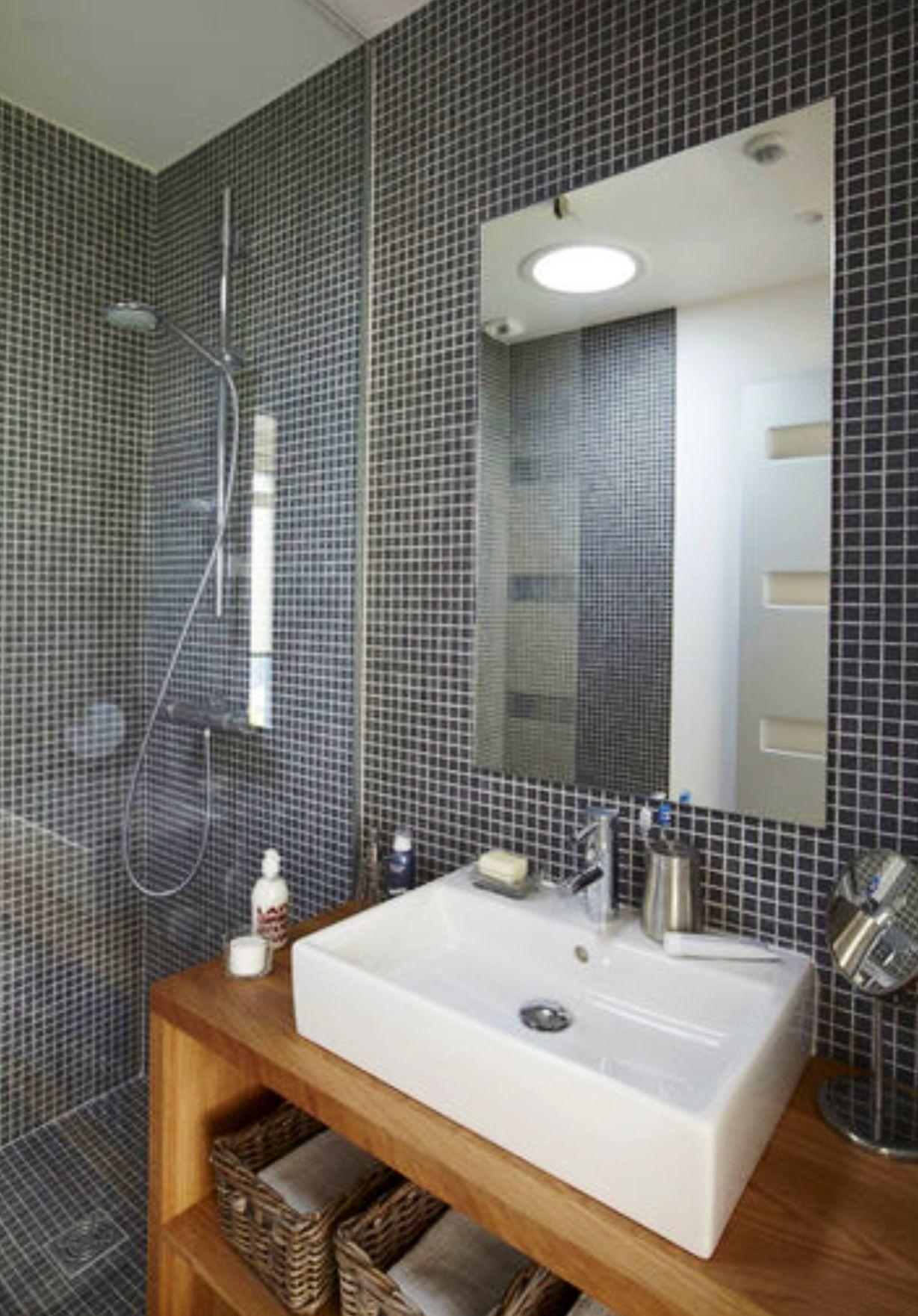 Petit Carreaux Salle De Bain salle de bains, petits carreaux | salle de bain en 2018 | pinterest