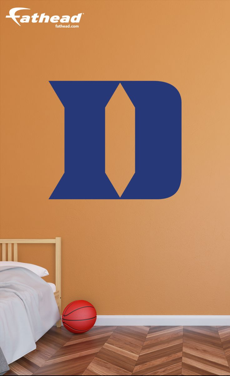 Duke Blue Devils Iron D Logo Giant Officially Licensed