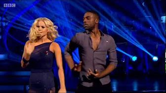 "Ore and Joanne ""Viennese Waltz"". Strictly Week 9. (Blackpool) - YouTube"