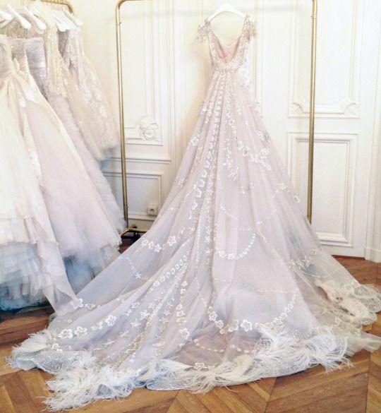 Zuhair Murad Atelier Wedding Gown | Someday... | Pinterest | Herrin ...