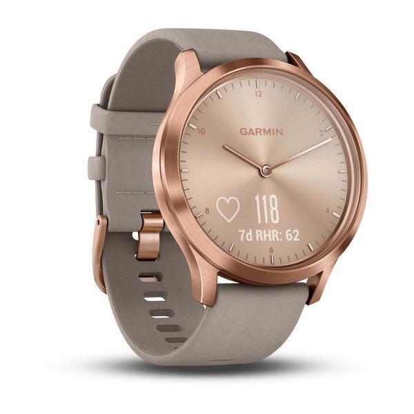 Garmin Vivomove Hr Hybrid Smartwatch In 2020 Luxury Watches For Men Fashion Watches Smart Watch
