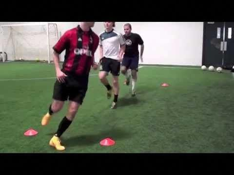 how to warm up before playing soccer