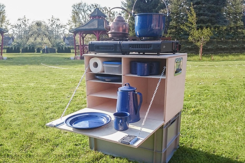 Outdoorküche Bausatz Crafter : Campingküche bausatz nachrüst bausatz v miniküche campingküche