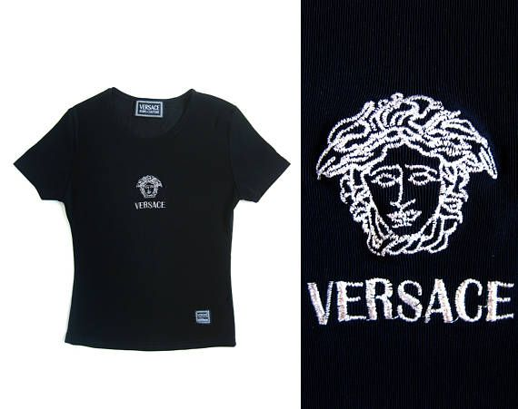 94455812 Versace Jeans Couture, piece no. 126541. Condition: Excellent Marked ...