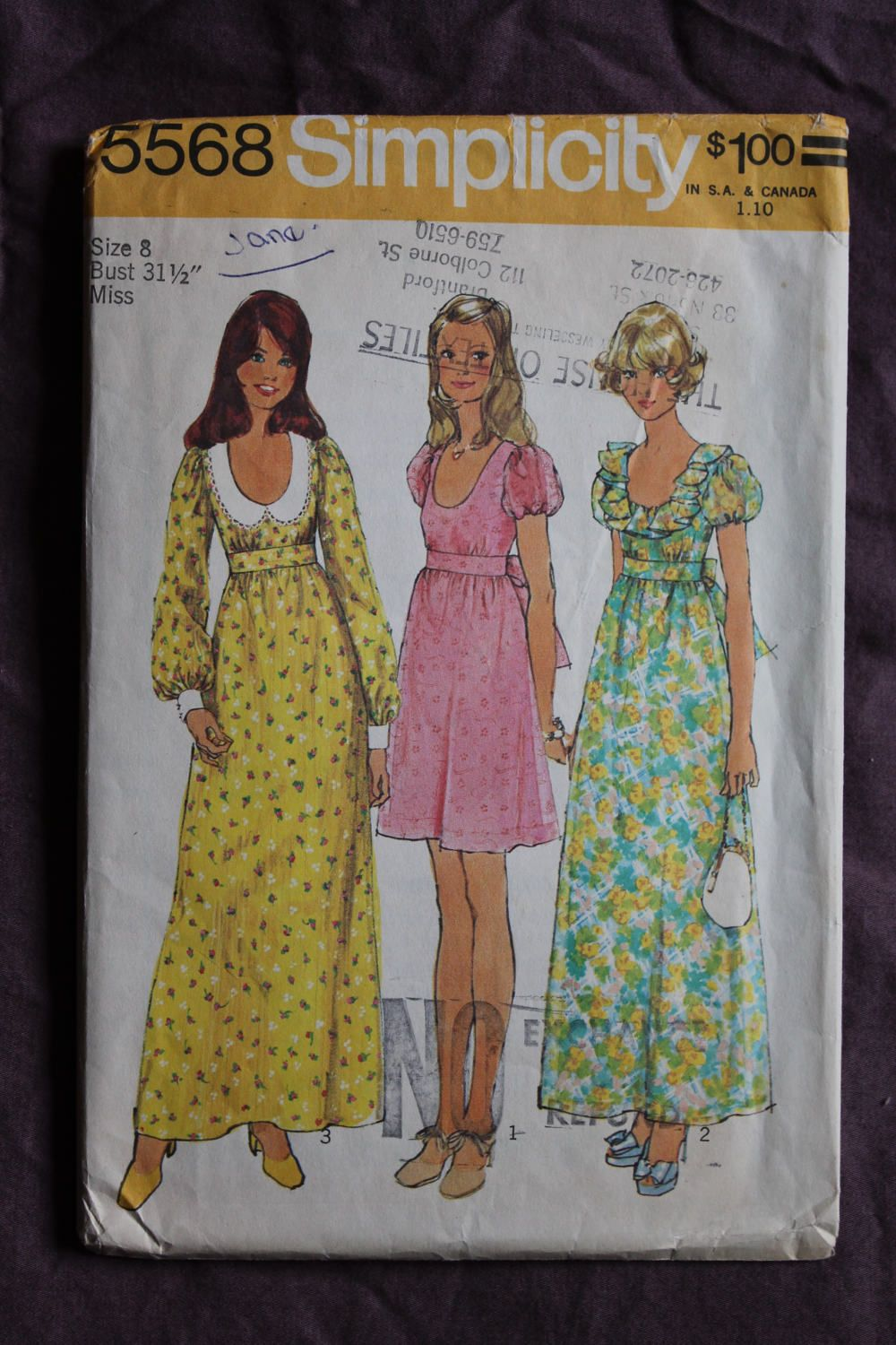 Pin On Vintage Sewing Patterns That I Love [ 1500 x 1000 Pixel ]