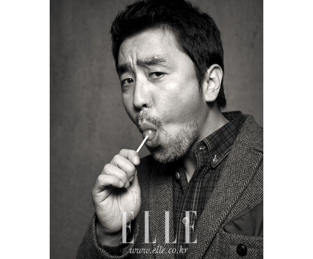 배우 류승룡 / ELLE 화보