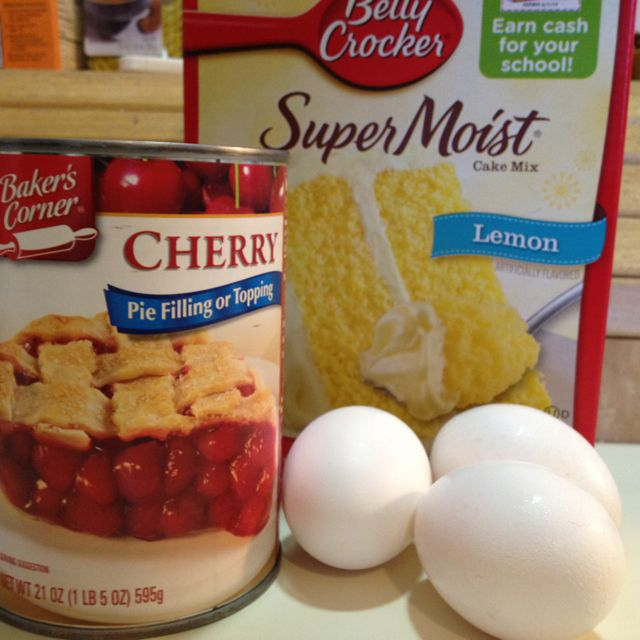 recipe: lemon pie filling cake mix recipe [28]