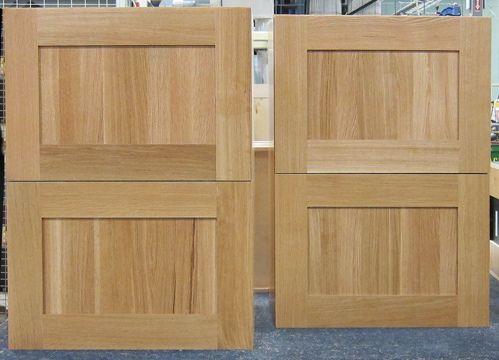 Rift White Oak Cabinets   White oak, Shaker cabinets and Kitchens