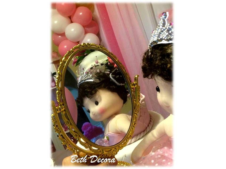 Decoração para festa. Tema Bailarina  Beth Decora whatsapp 98325-2545