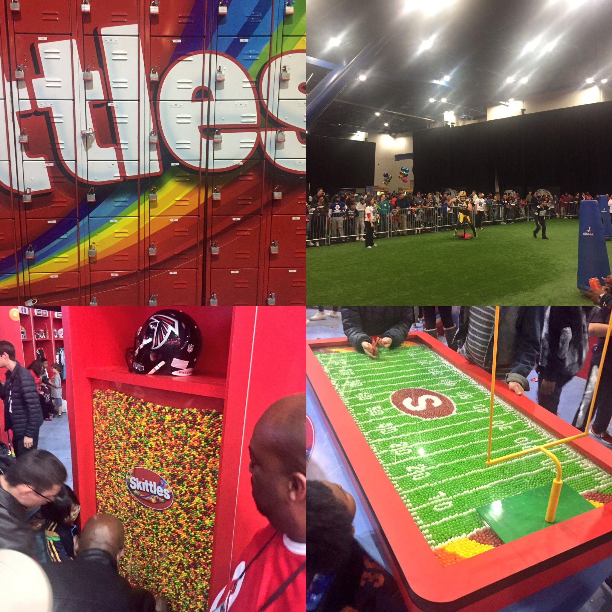 Nfl Experience Theme Park 2017 Sb51 Super Bowl