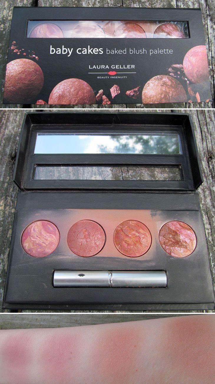 Dream Creams Lip Palette With Retractable Lip Brush - Sunswept by Laura Geller #11