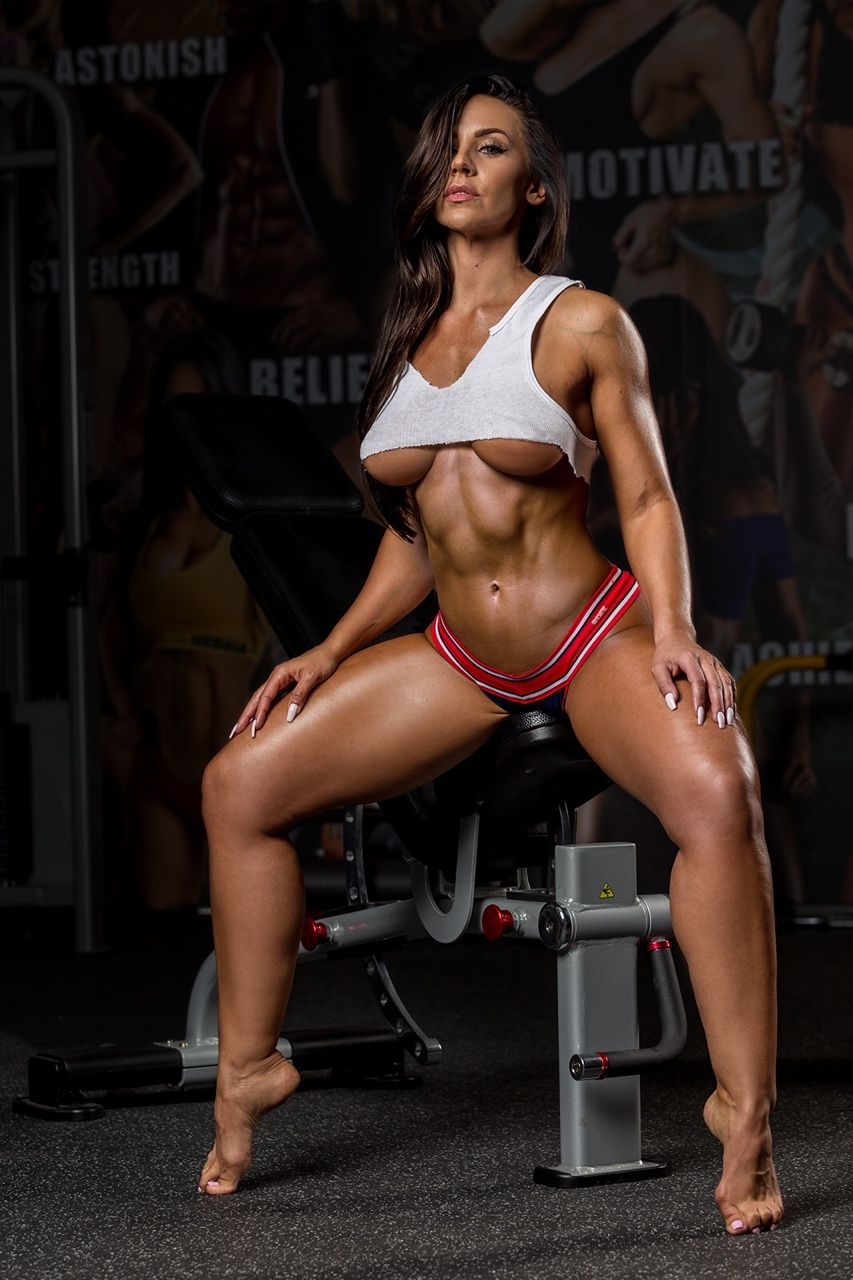 Fit Girls of the World Hot chicks