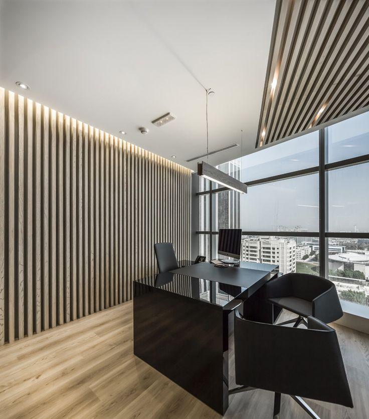 PropertyFinder Office by Swiss Bureau Interior Design Office