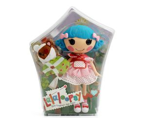Get up to 53% #discount on limited #lalaloopsy dolls starting from P559 (retail price: P1,199)