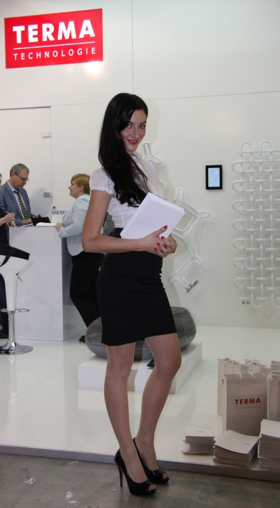 Terma stand - Hostess accoglienza per eventi, fiere, congressi, Expo2015