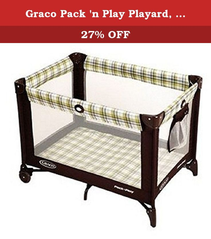 Graco Pack 'n Play Playard, Ashford. Graco Pack 'n Play Playard, Ashford.