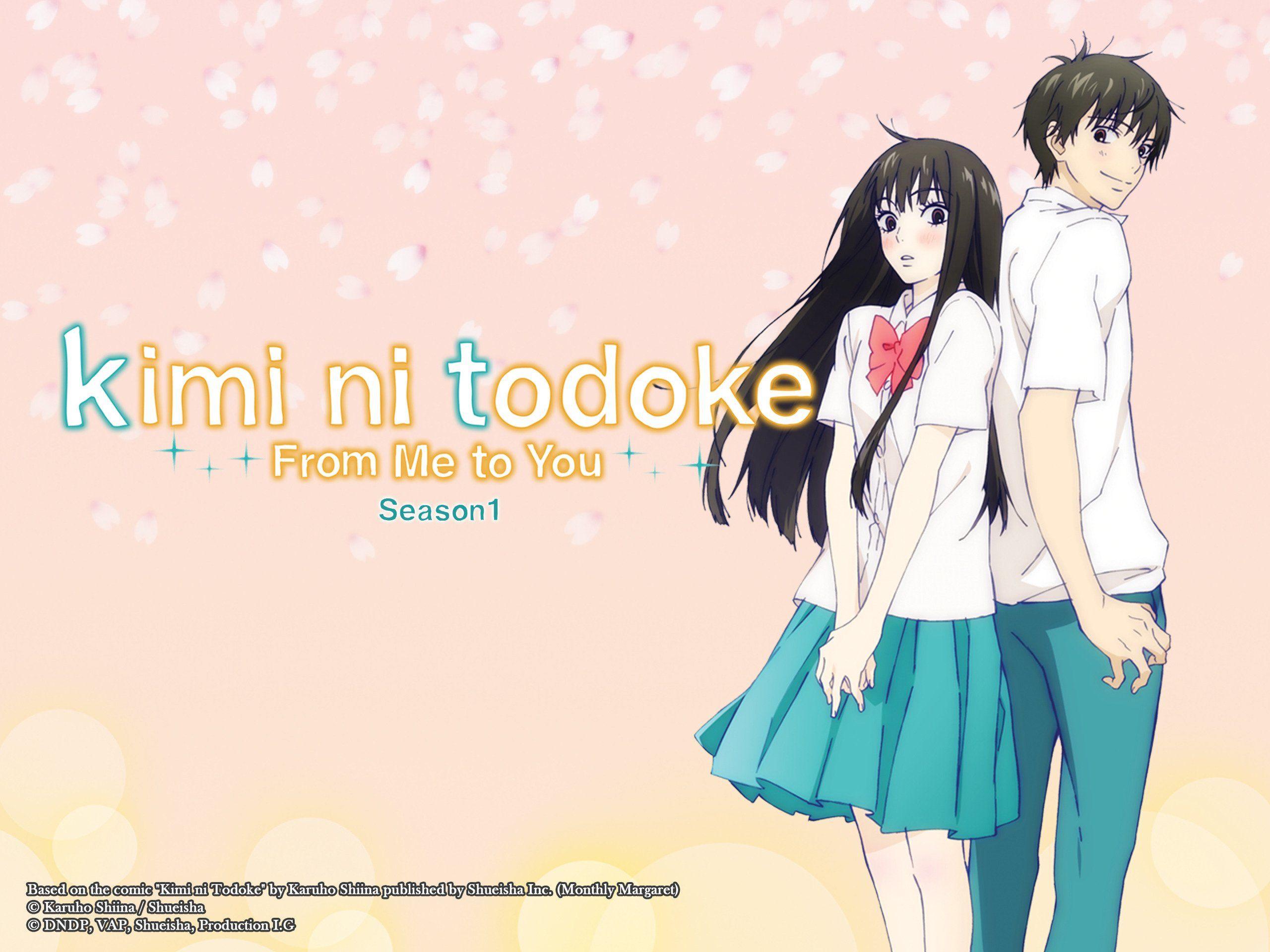 Watch Kimi Ni Todoke From Me To You Season 1 English