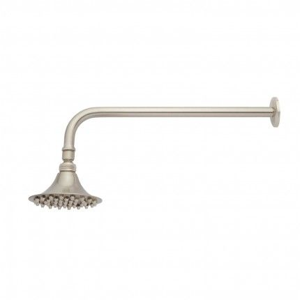 Cambridge Rainfall Nozzle Shower Head With Extended Arm Shower