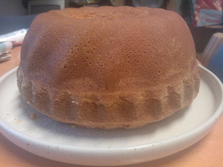 7 minuutin kakku