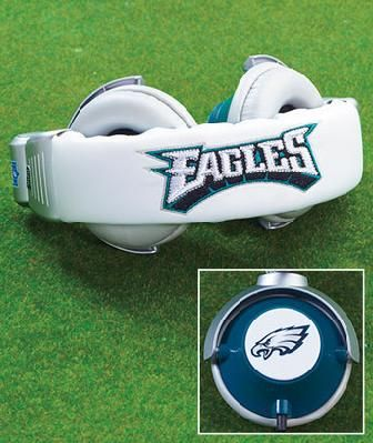 Philadelphia Eagles iHIP Headphones FREE SHIPPING  d0052dcf8