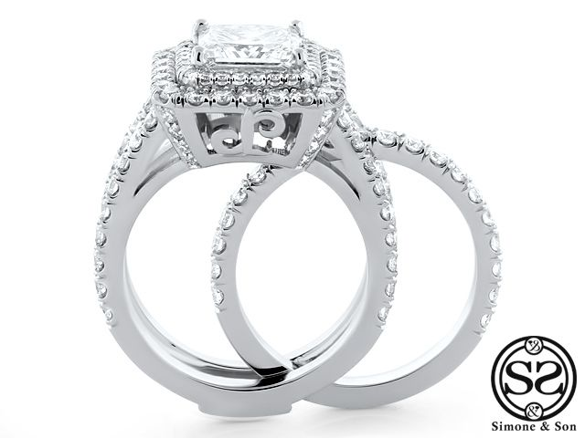 Pin On Simone Son Engagement Rings