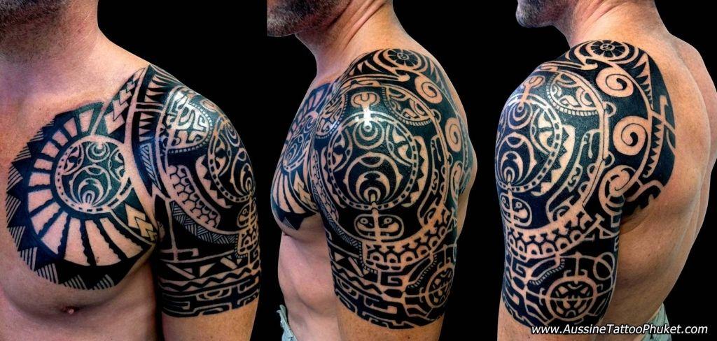 Irish tribal tattoos tattoo designs men modern tattoos and