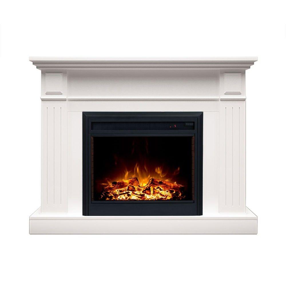 Berwick 2000w Electric Fireplace Heater Mantel Suite White Freestanding Fireplace Electric Fireplace Fireplace Heater