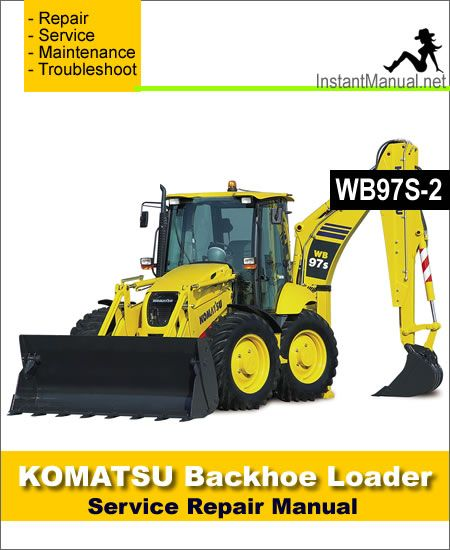 Komatsu wb97s 2 backhoe loader service repair manual pdf komatsu komatsu wb97s 2 backhoe loader service repair manual pdf fandeluxe