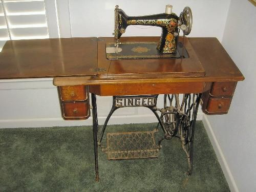 Singer sewing machine | Remember Barbados | Pinterest | Barbados