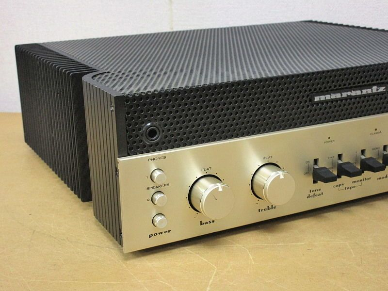 MARANTZ PM-4 Integrated Amplifier very good condition eBay - p & l form
