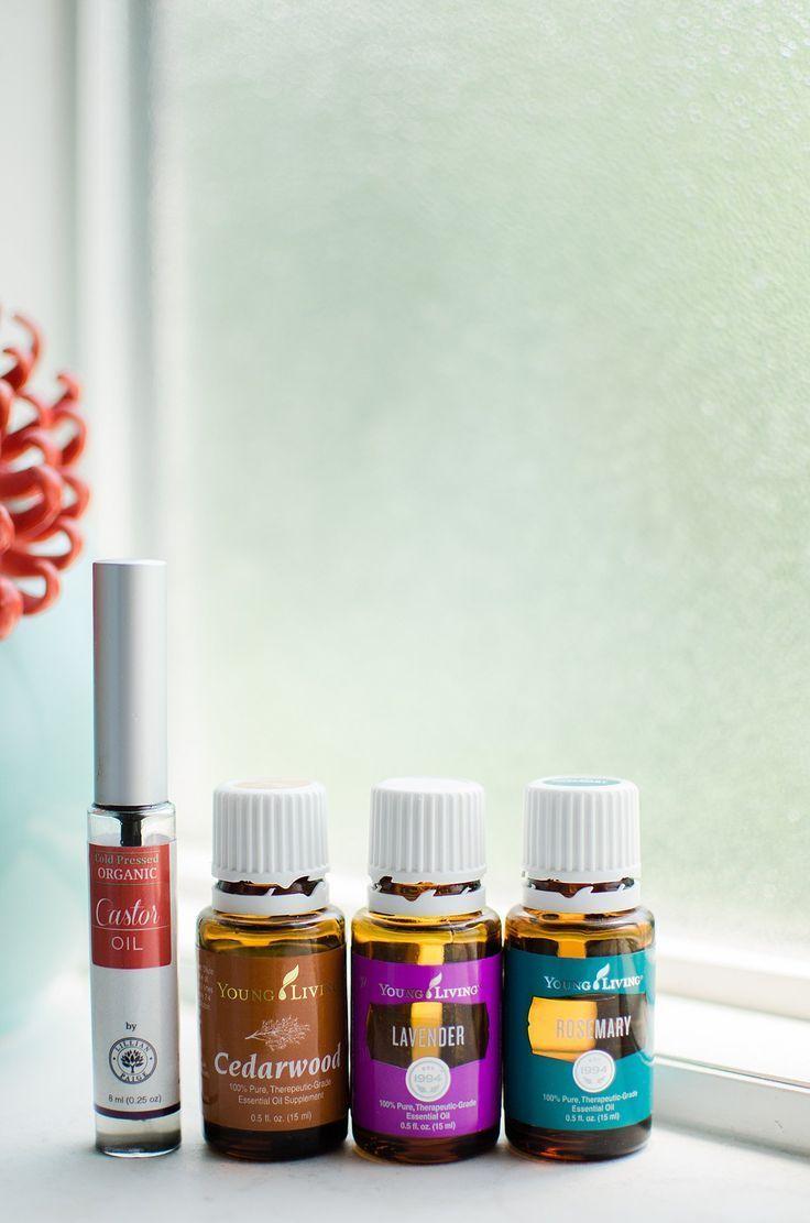Diy lash boosting serum essential oil still oil for