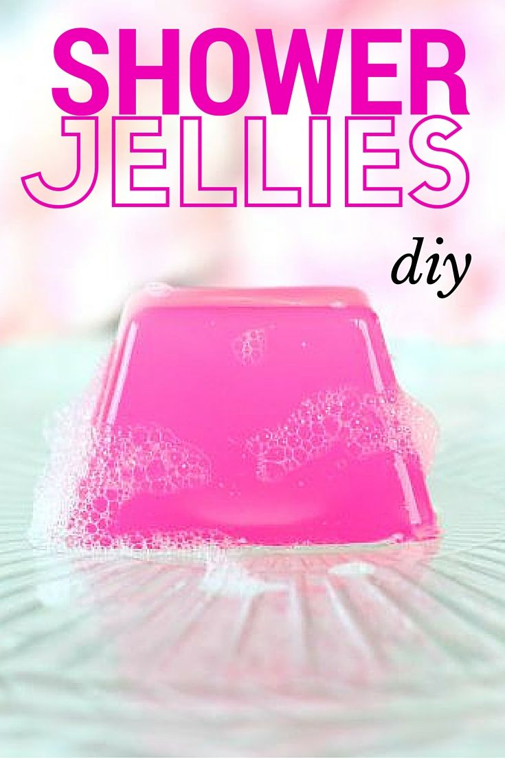E l l e S e e s: DIY Shower & Bath Jellies (LUSH Inspired)