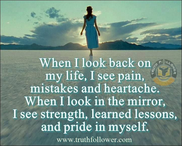 Pin By Annmarie On Quotes Heartache Life Looking Back