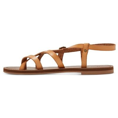 7c861c51d4c3 Women s Wide Width Lavinia Thong Sandals - Mossimo Supply Co. Tan 5W ...