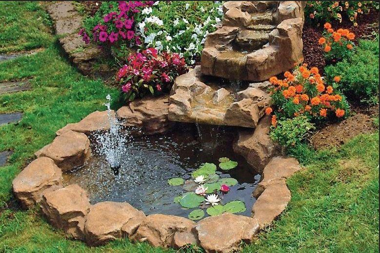 Risultati immagini per fontanelle da giardino fai da te