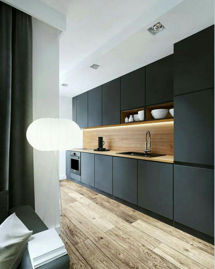Small Dark Kitchen Makeover: Pin By Danilo Moioli On Cucine
