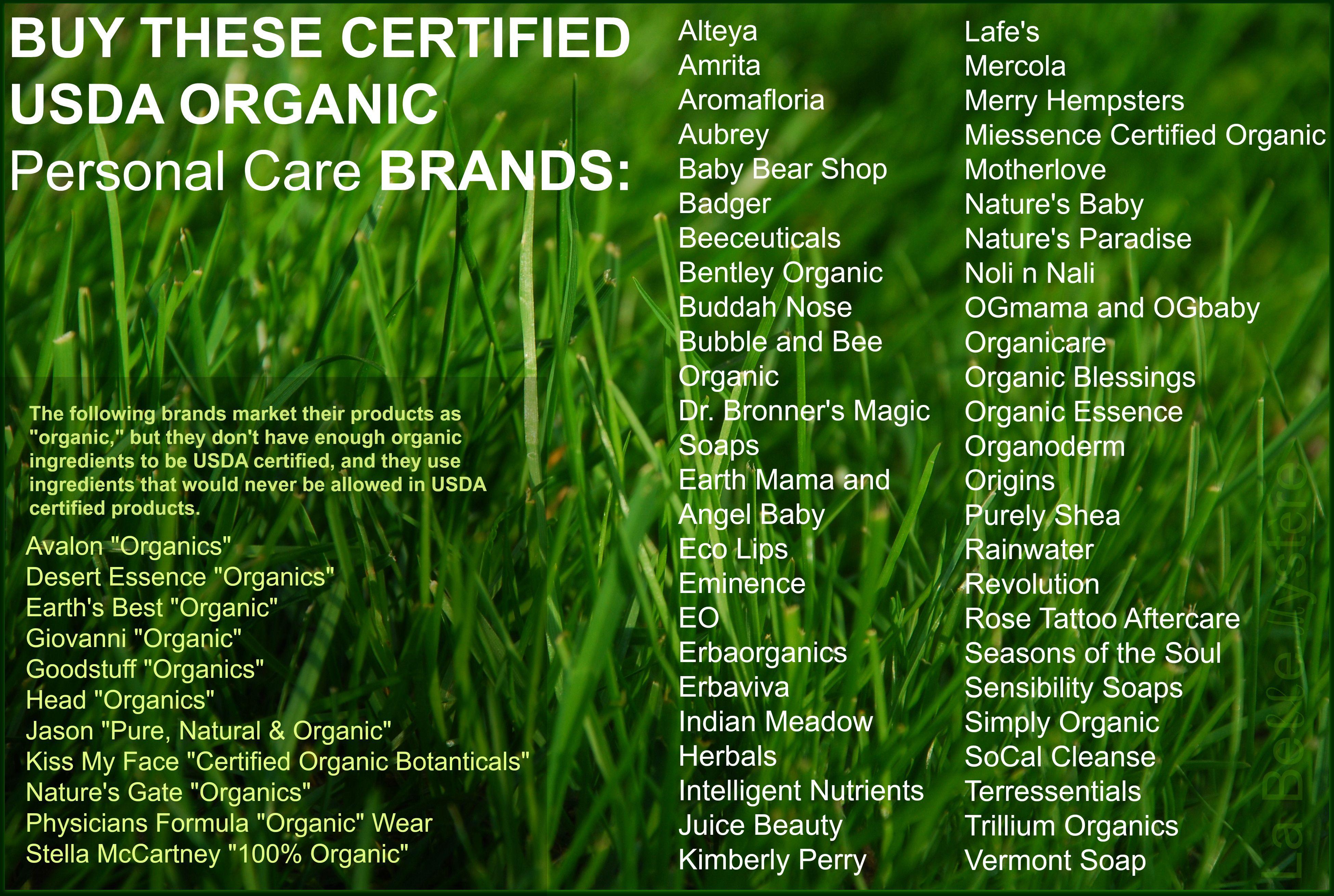 Organic Cosmetics and Personal Care | La Beℓℓe ℳystère