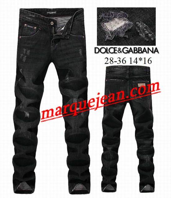 9cd0aea2f Vendre Jeans Dolce & Gabbana Homme H0098 Pas Cher En Ligne. | Winter ...