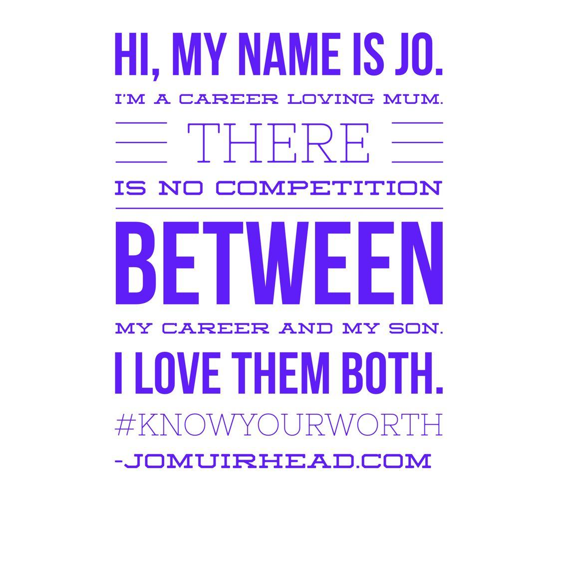 I'm a career loving mum. #mothersday #business #lead #influence #womeninleadership. #knowyourworth