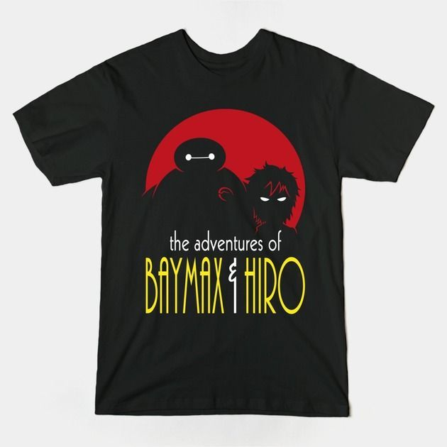THE ADVENTURES OF TWO HEROES T-Shirt - The Shirt List