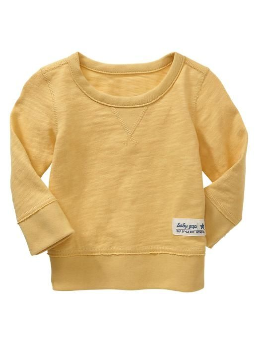 Gap infant sweatshirt