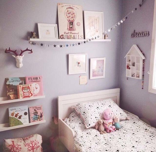 Pin de juanita powell en when two becomes three - Habitacion infantil nina ...
