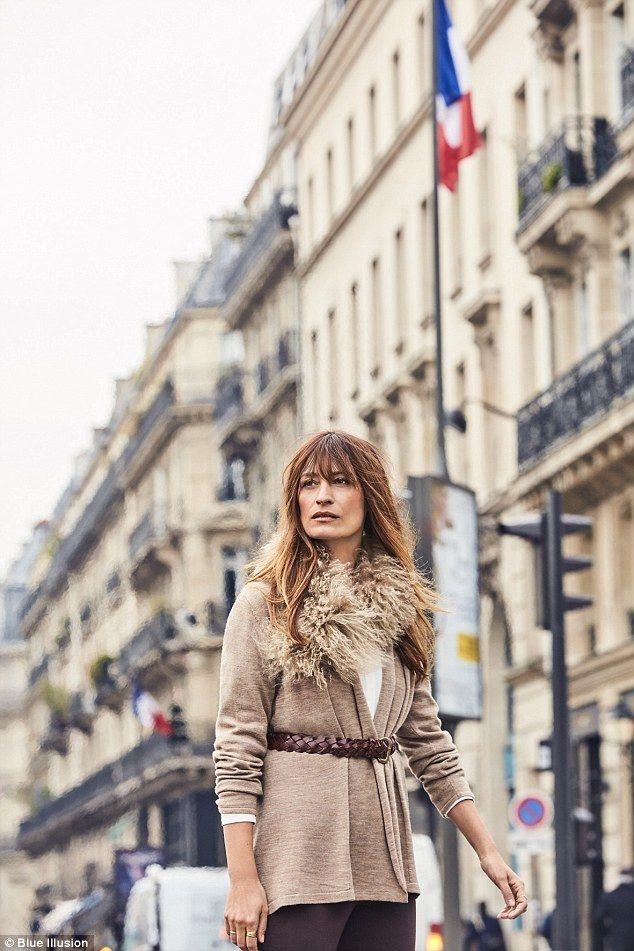 Parisian secret: According to the muse, Caroline de Maigret, 'fashion should never take ov...